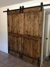 doors barn style sliding doors