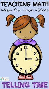 17 best ideas about teaching time telling time the best songs and videos from you tube for teaching time these make great movement