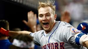 NY Mets' Pete Alonso living the <b>dream</b> after <b>hot</b> start to season