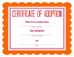 essay on adoption