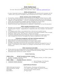 resume finance manager finance manager resume automotive finance 38 printable objective and career finance manager resume best sector