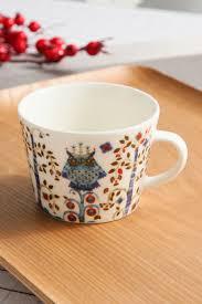 Фарфоровая <b>чашка кофейная taika</b> Iittala - цена 1490 ₽ купить в ...