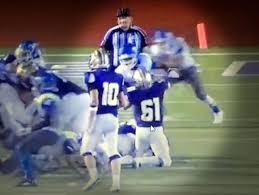 social media shockwave after high school players tackle ref usa a video clip posted on by greg gibson appears to show a referee being targeted