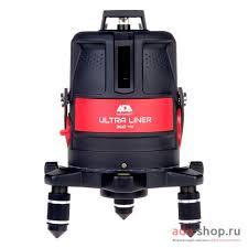 <b>Нивелир</b> лазерный <b>ADA</b> ULTRALiner 360 4V А00469 - Лазерные ...