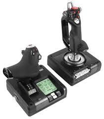<b>Джойстик Logitech G</b> X52 Professional H.O.T.A.S. — купить по ...