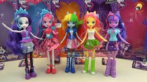 Рарити - <b>кукла</b> пони из коллекции Rainbow Rocks, MLP ...