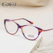 <b>Women Designed Eyeglasses Prescription</b> Optical Frame Super ...