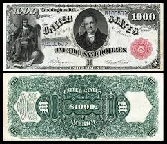 list of people on united states banknotes us 1000 lt 1880 fr 187k jpg