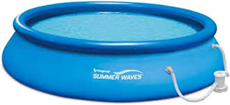 Summer Waves 15ft x 36in Quick Set Inflatable Above ... - Amazon.com