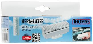 <b>Thomas 787237</b> HEPA-<b>фильтр</b> для пылесосов Twin