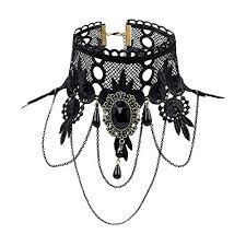 <b>Goth Necklace</b>: Amazon.com
