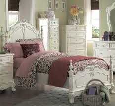 homelegance cinderella kids poster bed in white beyond stores amazing white kids poster bedroom furniture