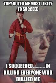 Karate Kyle memes | quickmeme via Relatably.com