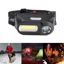 Super Bright <b>LED Headlamp Outdoor camping</b> XPE+COB USB ...