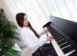 Как выбрать <b>цифровое</b> пианино?