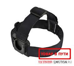 Крепление на голову для экшн камеры DRIFT Head <b>Strap Mount</b> ...