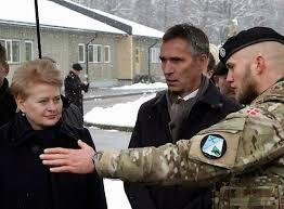 Resultado de imagem para invasão russa báltico
