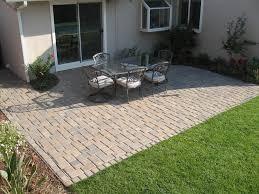 concrete patio ideas techo
