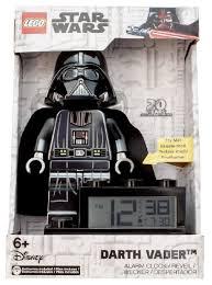 Купить 9004216 <b>Будильник LEGO Star</b> Wars, минифигура Darth ...