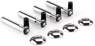 Bettway 4 Pcs/Set Car Door Lock Pins-Aluminum ... - Amazon.com
