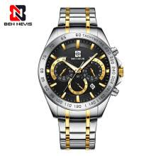 <b>Мужские</b> кварцевые <b>часы Ben</b> Nevis, спортивные Бизнес ...