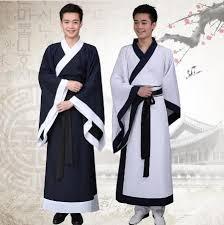 <b>2018 new</b> black white red national <b>ancient chinese</b> hanfu clothing ...