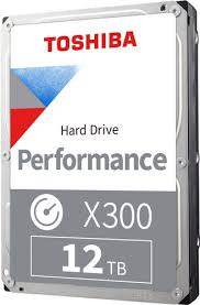 <b>Toshiba X300</b> Performance Hard Drive <b>12TB</b> - Coolblue - Before 23 ...