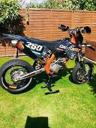 <b>KTM 250 XCF</b>-<b>W</b> Supermoto / <b>Motocross</b> Road Registered Bike | eBay