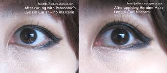 that 39 s right baybeh you need mascara but before applying it make sure you curl your lashes using a good curler because of the amount of eye makeup