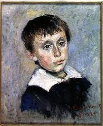 Claude Monet als Kunstdruck oder handgemaltes Gemälde. - thm_jean_monet_1867_1914_hi