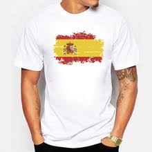 Buy spanish flag <b>t shirt</b> and get free shipping on AliExpress.com
