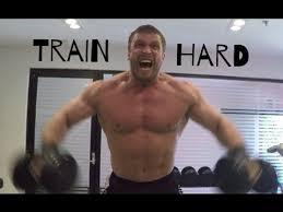 Dmitry Klokov - <b>TRAIN HARD</b>