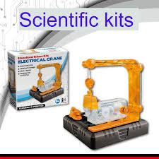 <b>Novelty</b> Scientific DIY Building Kit Science Explorer Crane Toy <b>Kids</b> ...