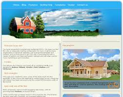 list of top 40 modx template collection 2013 realestate demo