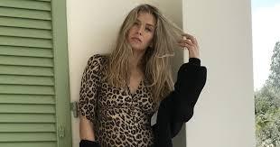 Повтори образ: Вера Брежнева в леопардовом <b>платье</b> - Мода ...