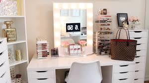 my beauty room tour 2016 diana saldana youtube beauty room furniture