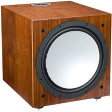 Купить <b>Сабвуфер Monitor Audio</b> Silver W12 6G Walnut в каталоге ...