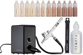 <b>Temptu Airbrush</b> Makeup System 2.0 Premier Kit: Amazon.in: Beauty
