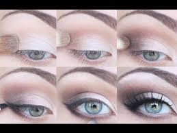 step by step eyeshadow tutorial for all eye shapes