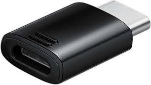 Переходник <b>Samsung EE</b>-<b>GN930 microUSB</b>-USB Type-C, Black ...