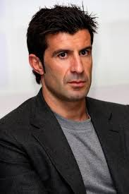 "Portuguese footballer Luis Figo attends ""The Future of Memory"" press conference at San Siro stadium on November 12, ... - Luis%2BFigo%2BAttends%2BFuture%2BMemory%2BPress%2BConference%2B4iLMfYgxIzHl"