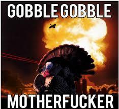 The Horror Honeys: Revenge Honey Thanksgiving Memes! via Relatably.com