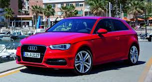 new car releases 2013 ukAudi Releases UK Pricing of 2013 A3 Hatch Plus New Gallery with