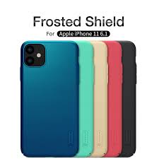 <b>Nillkin Super Frosted Shield</b> Matte cover case for Apple iPhone 11 ...