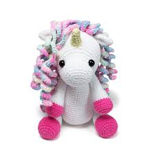 Luna the <b>Unicorn</b> crochet <b>pattern</b> - Amigurumi Today