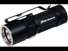 <b>Фонарь Olight</b> S10 Baton после 6 лет использования. Выводы ...
