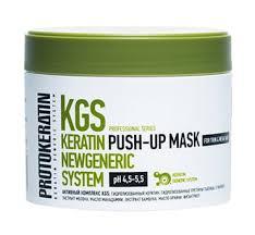 PUSH-UP MASK <b>Маска для объема</b> и плотности волос 250 мл от ...