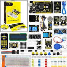 <b>Keyestudio Super Starter Kit/Learning</b> Kit With Mega 2560R3 For ...