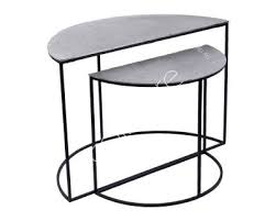 <b>Side tables</b> trend article decoration wholesale e-commerce