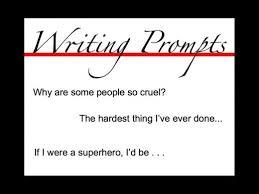 creative writing essay topics